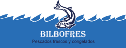 Bilbofres, pescados frescos y congelados Logo